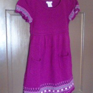 Knitted Dress 10-12
